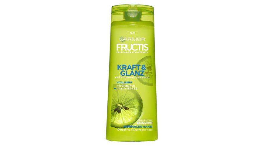 Fructis Shampoo Kraft Glanz Online Bestellen Müller