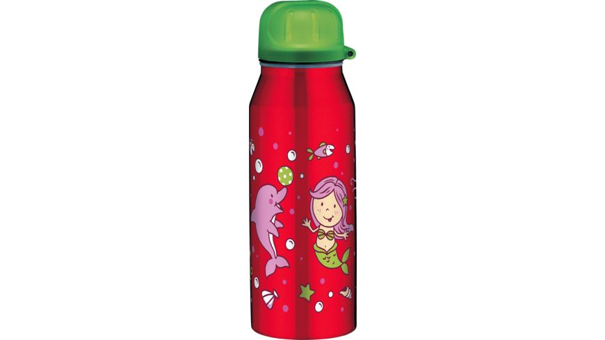 alfi Isolierflasche isoBottle II Meerjungfrau 0 35l