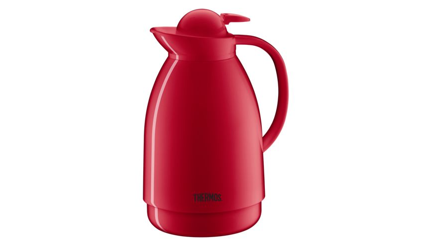 THERMOS Isolierkanne Patio rot 1 0l