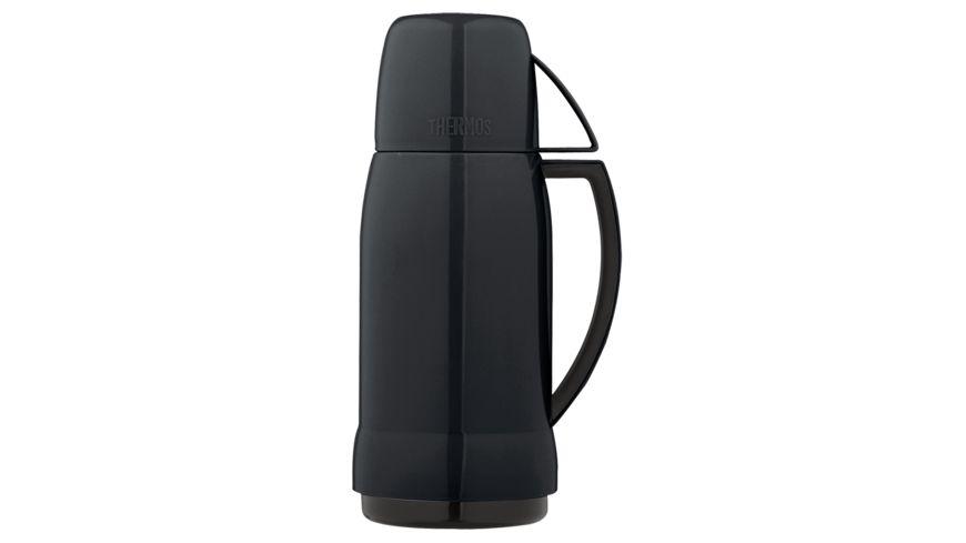 alfi Isolierflasche Jupitor schwarz 0 5l