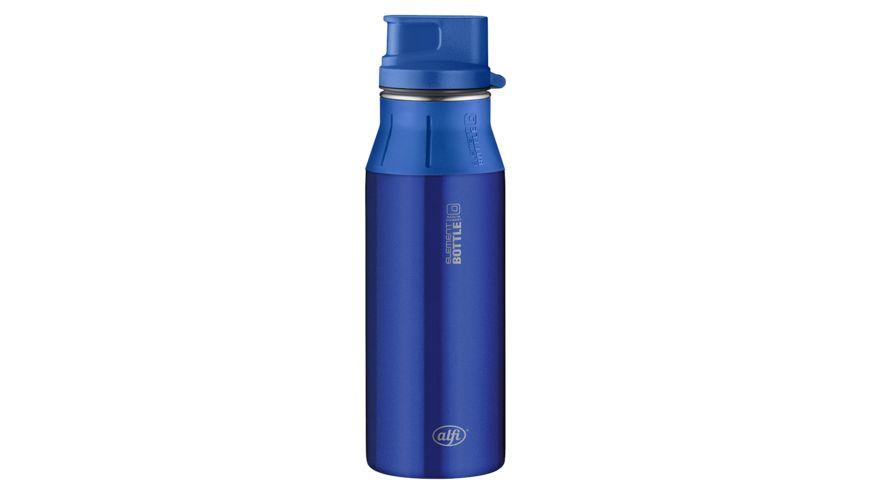 alfi Trinkflasche Pure blau 0 6l