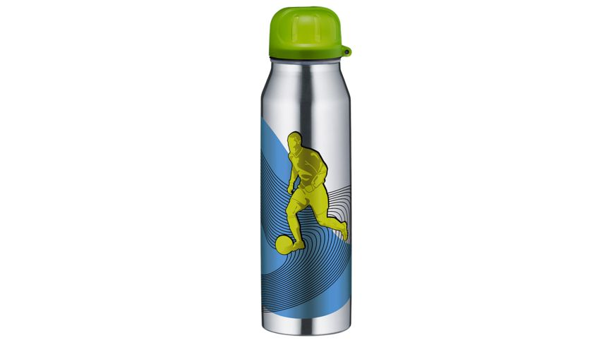 alfi Isolier Trinkflasche isoBottle II Active Fussball 0 35l