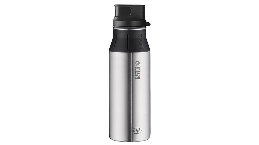 alfi Trinkflasche Pure silber 0 6l