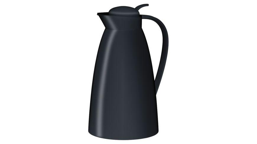 alfi Isolierkanne Eco schwarz 1l