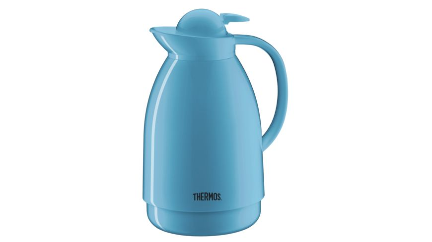 THERMOS Isolierkanne Patio blau 1 0l