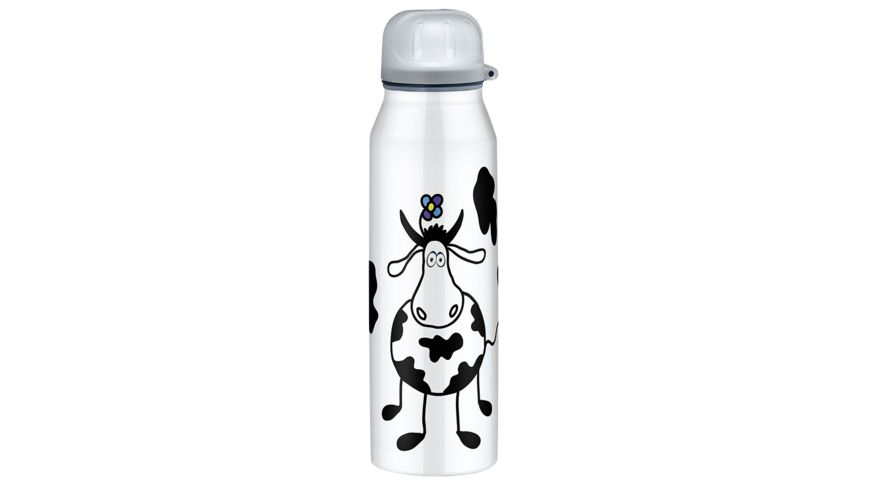alfi Isolier Trinkflasche isoBottle II Crazy Cow 0 5l