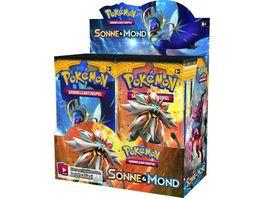 Pokemon Sammelkartenspiel Sonne Mond Booster deutsch