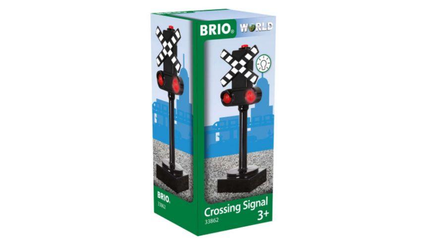 BRIO Bahn Blinkendes Bahnsignal