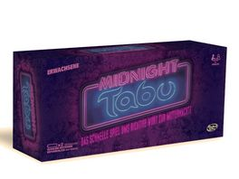 Hasbro Gaming Tabu Midnight Erwachsene