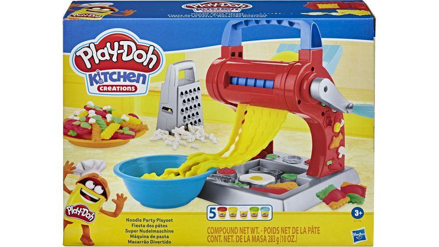 Hasbro Play Doh Nudelmaschine