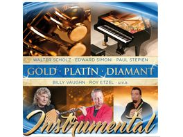 Instrumental Gold Platin Diamant