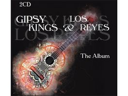 GIPSY KINGS LOS REYES The Album
