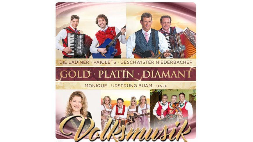 Volksmusik Gold Platin D