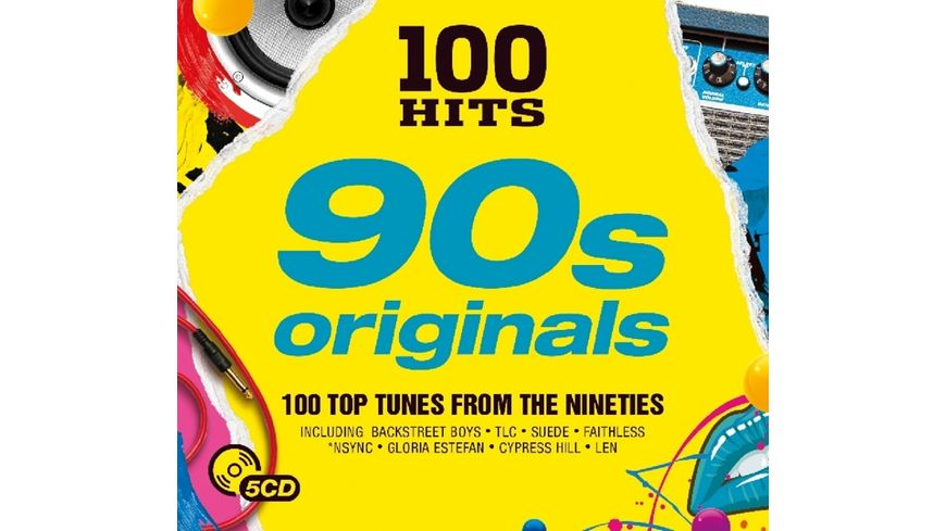 100 Hits 90s Originals