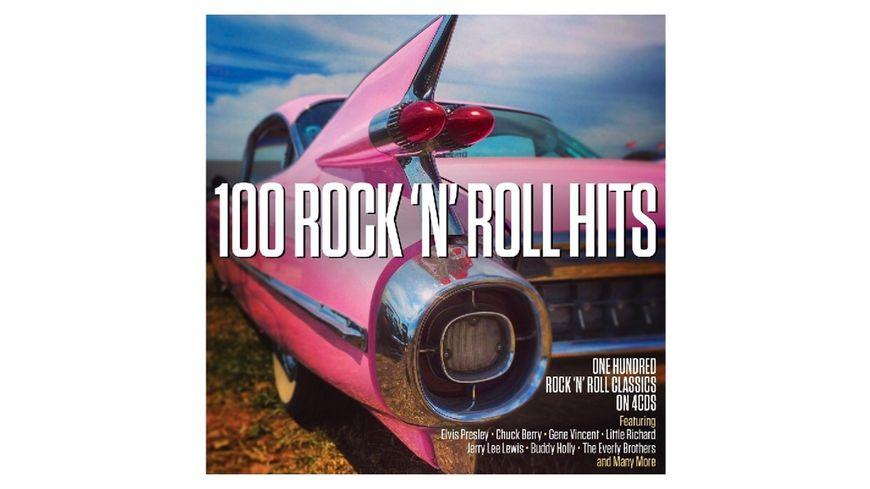 100 Rock Roll Hits