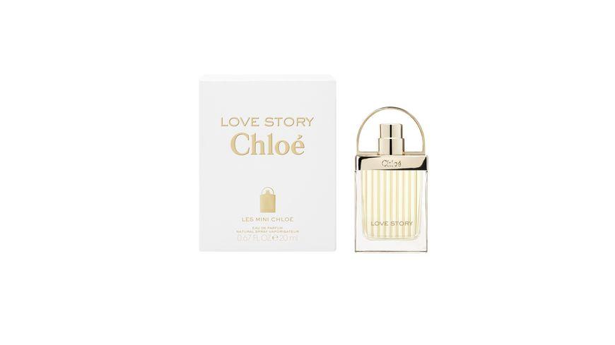 Chloe Love Story Les Mini Eau de Parfum