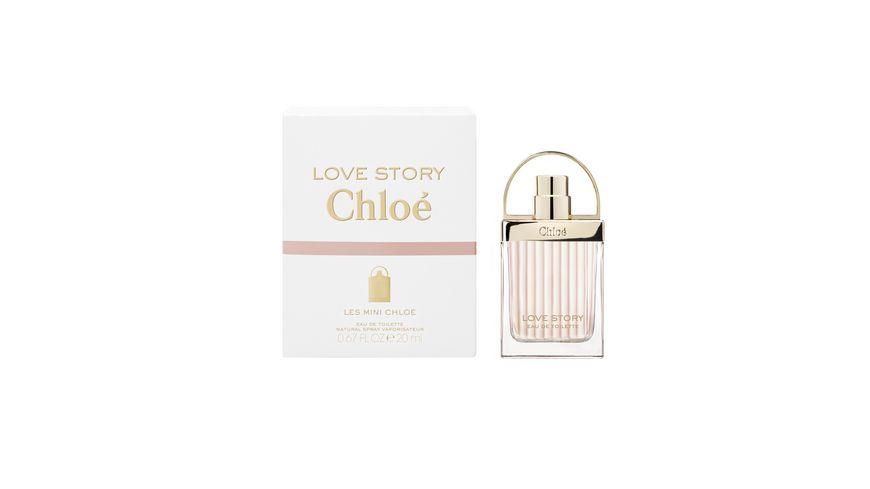 Chloe Love Story Les Mini Eau de Toilette