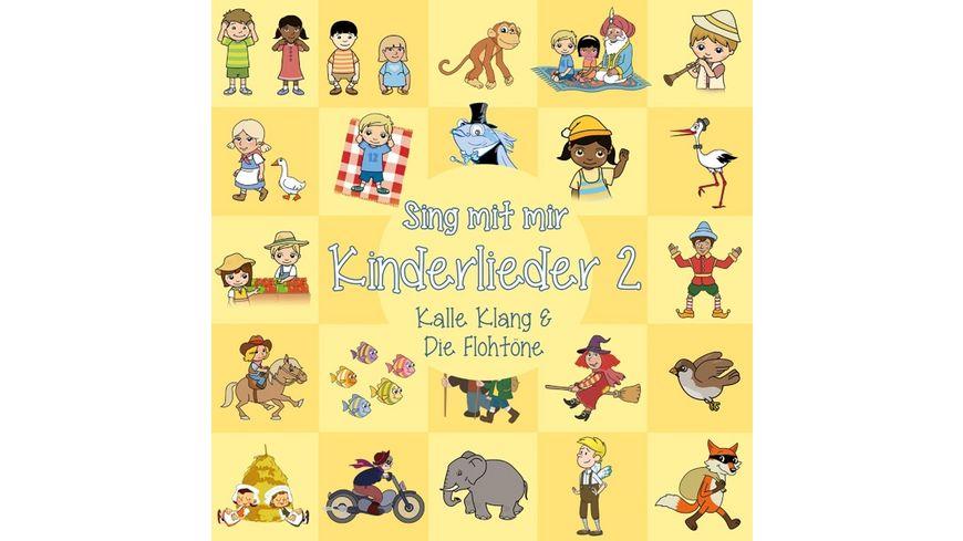 Sing Mit Mir Kinderlieder Vol 2