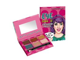 Misslyn EYE love it Eyeshadow Palette