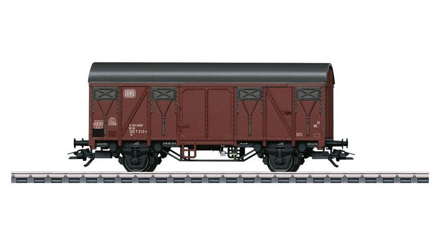 Maerklin 44500 Gedeckter Gueterwagen Gs 210