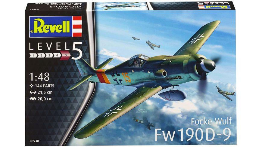 Revell 03930 Focke Wulf Fw190 D 9