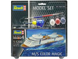 Revell 65818 Model Set M S Color Magic