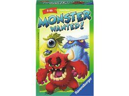Ravensburger Spiel Monster Wanted Merk und Suchspiel