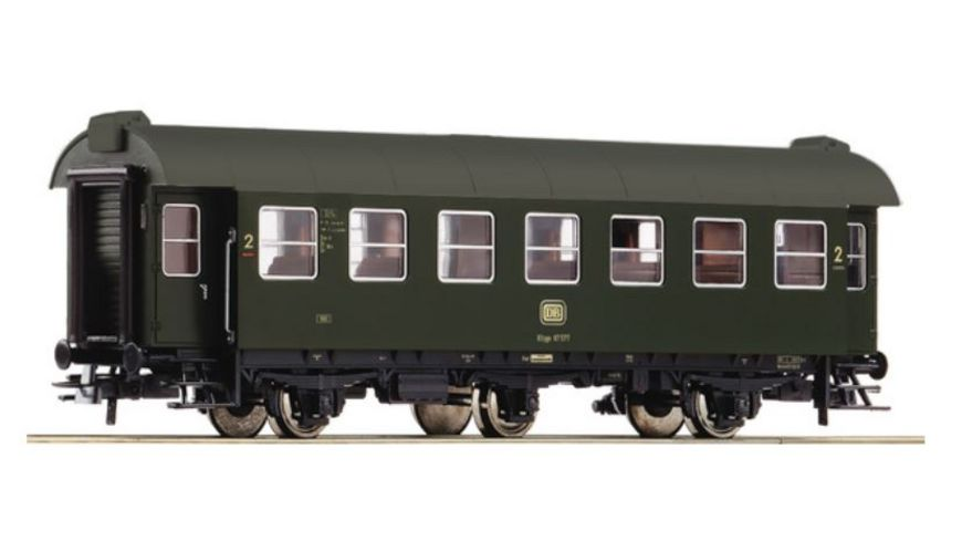 Roco 54291 Personenwagen 2 Kl DB