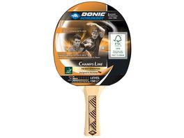 DONIC SCHILDKROeT Tischtennis Schlaeger Champs Line 150