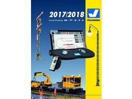 Viessmann 8999 Viessmann Gesamtkatalog 2017 2018 deutsch