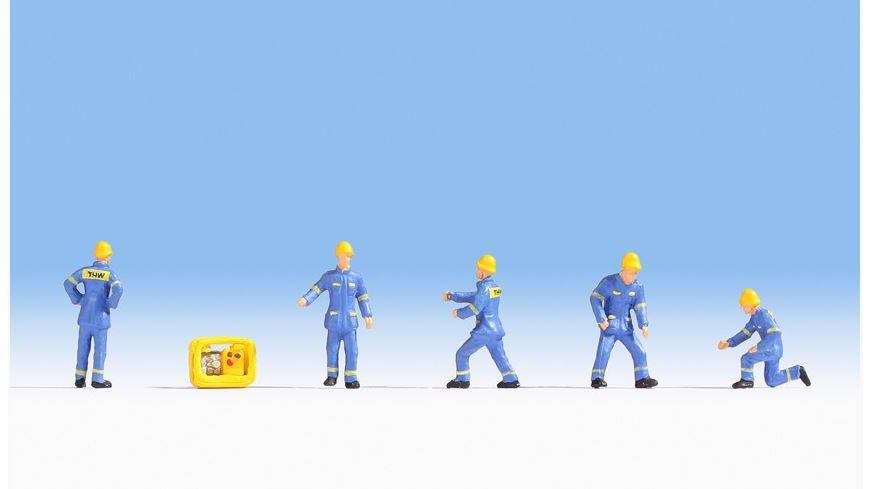NOCH 15025 THW Technisches Hilfswerk