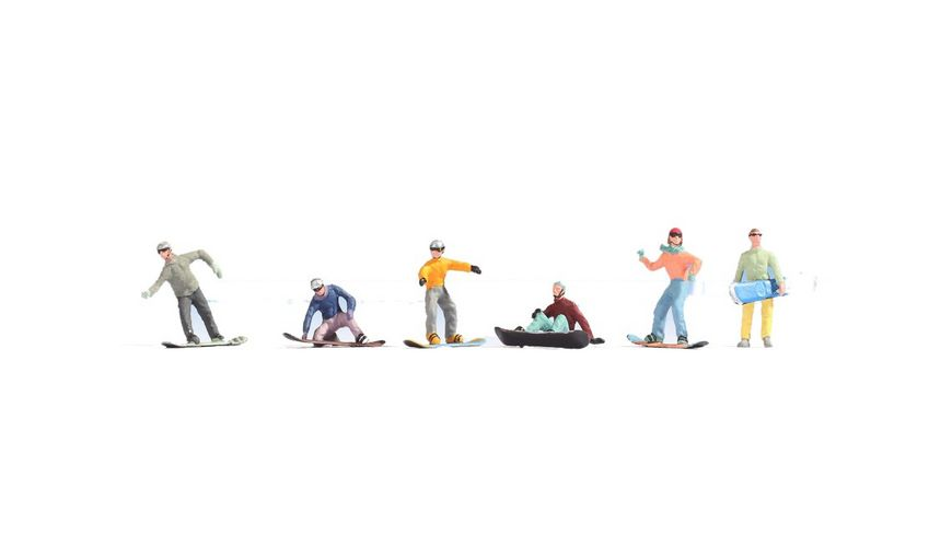 NOCH H0 15826 Snowboarder