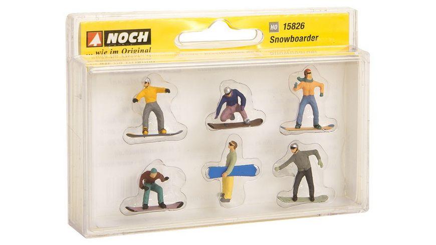 NOCH 15826 Snowboarder