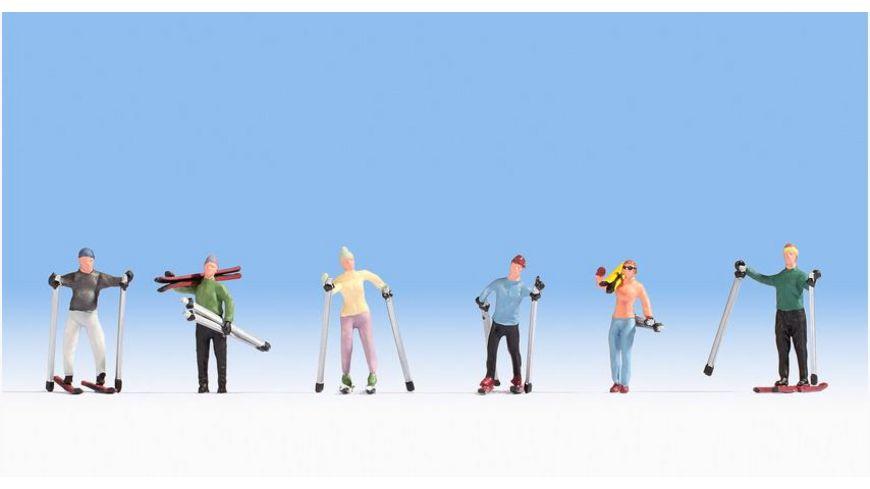 NOCH 15827 Skifahrer