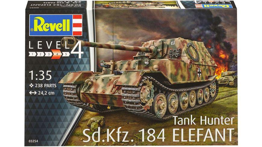 Revell 03254 Sd Kfz 184 Tank Hunter ELEFANT