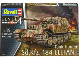 Revell 03254 Sd Kfz 184 Tank Hunter ELEFANT
