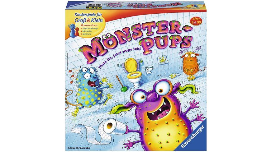 Ravensburger Spiel Monster Pups