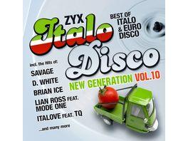 ZYX Italo Disco New Generation Vol 10
