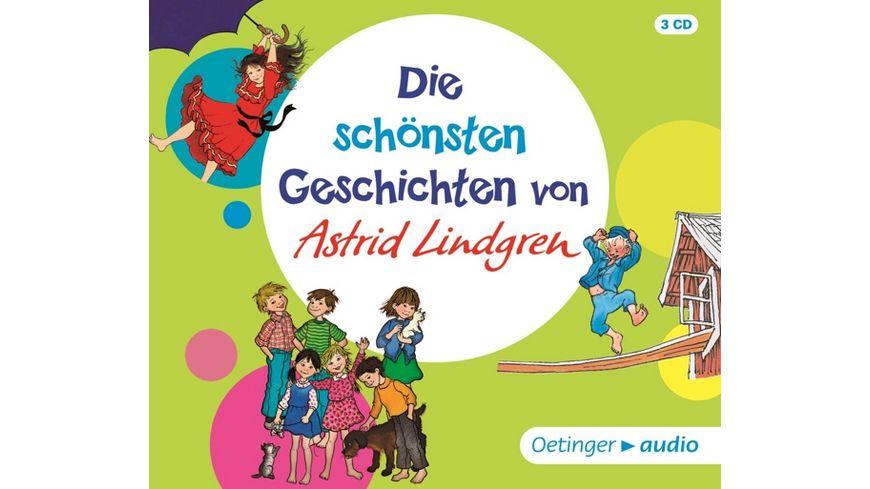 Die schoensten Geschichten von Astrid Lindgren
