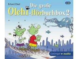 Die grosse Olchi Hoerbuchbox 2