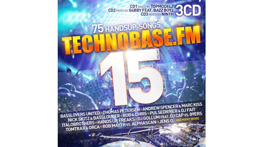 TechnoBase FM Vol 15