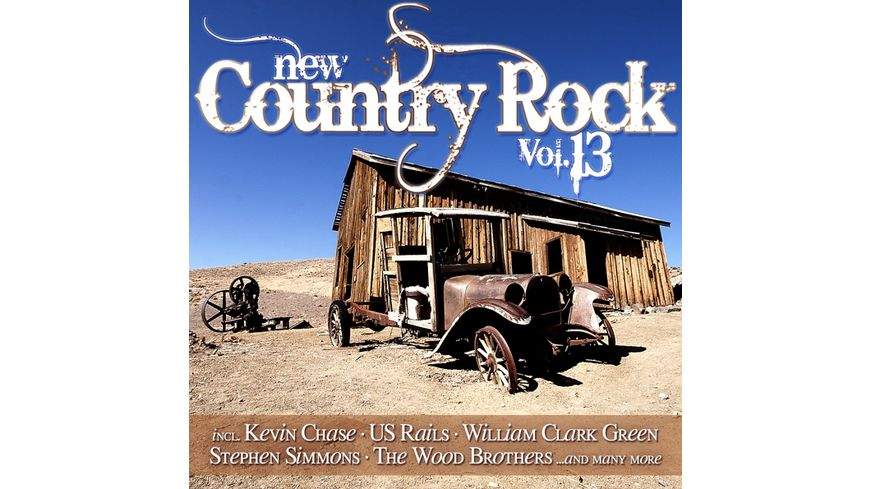 New Country Rock Vol 13