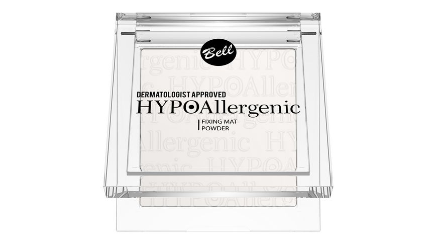 HYPOAllergenic Fixing Mat Powder
