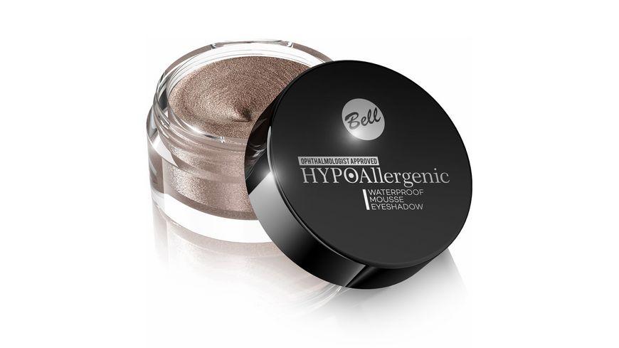 HYPOAllergenic Waterproof Mousse Eyeshadow