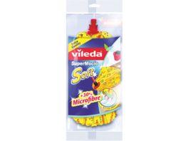vileda Wischmopp Ersatzkopf SuperMocio Soft