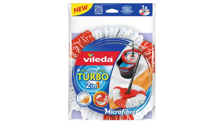 vileda Turbo 2in1 EasyWring Clean Ersatzkopf