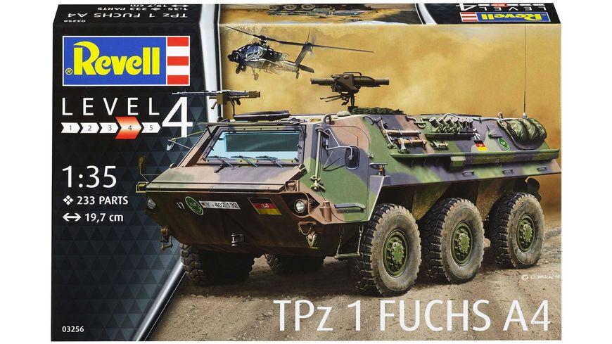 Revell 03256 TPz 1 Fuchs A4
