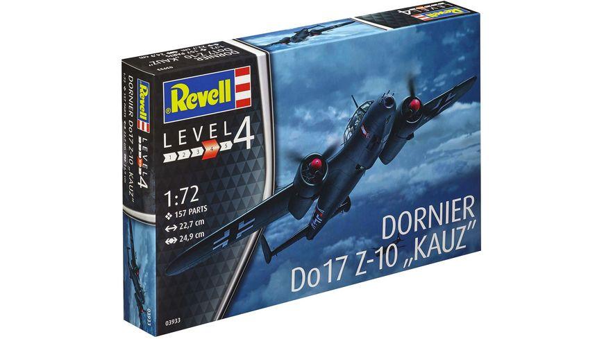 Revell 03933 Dornier Do17 Z 10 Kauz