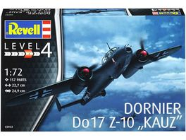 Revell 03933 Dornier Do17 Z 10 Kauz