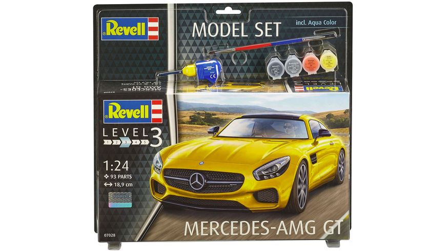 Revell 67028 Modell Set Mercedes AMG GT